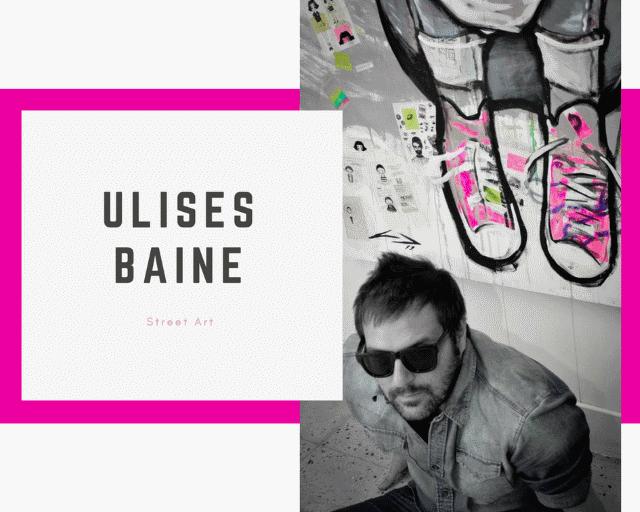 Entrevista a Ulises Baine