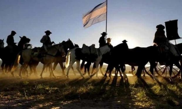 Cabalgata hasta Tucumán por el Bicentenario de la Patria