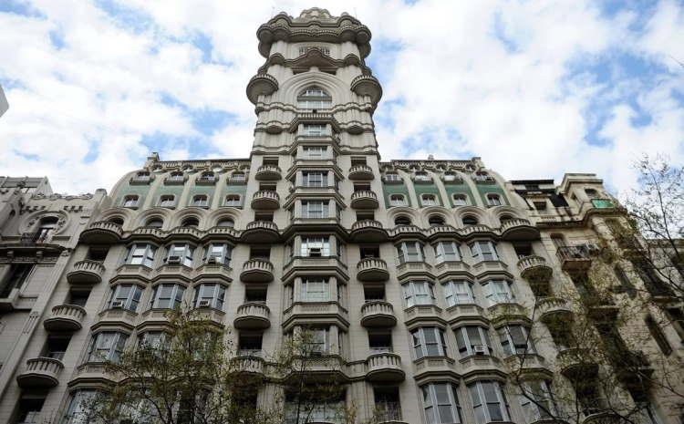 Art Nouveau Buenos Aires: palacio Barolo